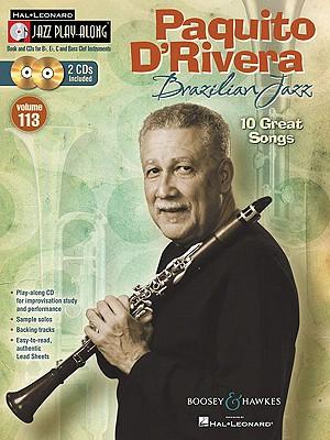 Paquito D'rivera By D'Rivera, Paquito (CRT)